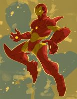 I am Ironman by astaroth189
