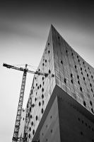 Elbphilharmonie Hamburg by pillendrehr
