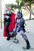 SDCC14 - If he be Worthy....or not? by BlizzardTerrak