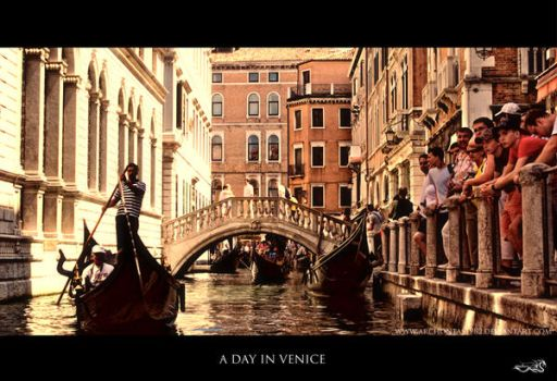 a day in venice by archonGX
