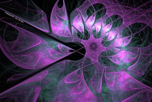 Fractal Wallpaper by Radman1919