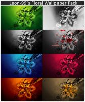 Floral Wallpaper Pack by leon-99