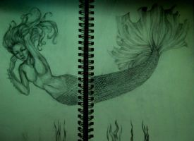 Mermaid by ShintoFuneral