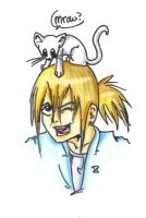 Cat and Mouse by Rio-del-Pantera