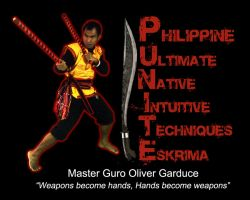Filipino Martial Arts: Punite Arnis|Kali|Eskrima by SieteSuerte
