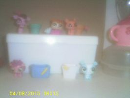 My New Little Pet Shop Critters by AnnieSmith