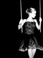 Just Me And A Swing by hidie369