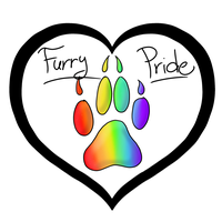 Furry Pride request (resized) by TheEpicWingedWolf