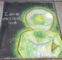 Chalk Festival 2013 Entry by DerCouch