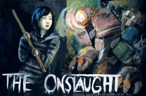 THE ONSLAUGHT by Kloku
