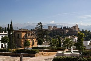 Alhambra's view by rhipster