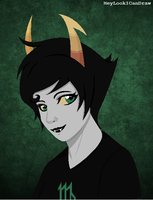 Kanaya Maryam by HeyLookICanDraw