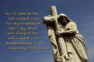 The Old Rugged Cross by touch-the-flame