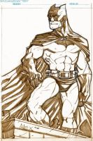 batman by Alex0wens