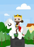My little King by Quincula
