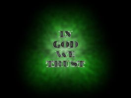 In God We Trust by veraukoion