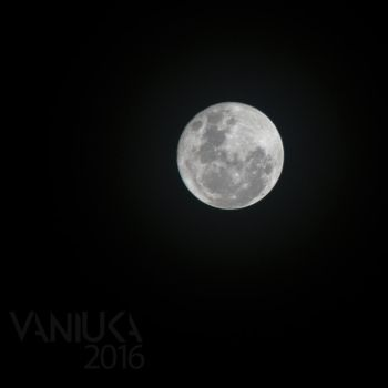 Fly me to the moon by vaniuka