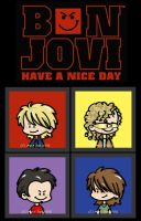 Chibi Jovi by mary-dab