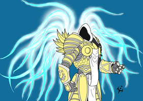Tyrael SAI-colored by triumviratusok
