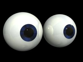 Eye Spy: 3DS Max Eye Tutorial by Cymae