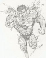 The End of Superman by DCU-Club