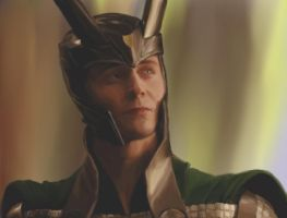 Prince Loki by Alex-Mars