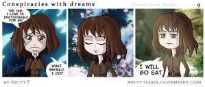 Conspiracies with dreams 9 - English version by Artyy-Tegra