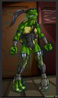 Ninja turtle TF commission by Black-rat