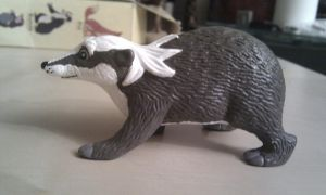 Farthing wood Hornby Badger First set by CrocodileRawk