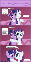The Interruption Master by TheXxxX