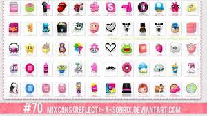 Mix Icons (Reflect) by a-Sonrix