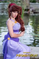 Meg, Hercules (Disney) by Morganita86