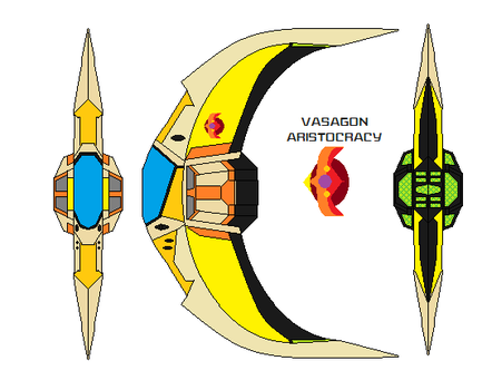 Vasagon fighter VR56 by bagera3005