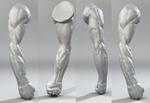 Arm Sculpt Study by NightmareGK13