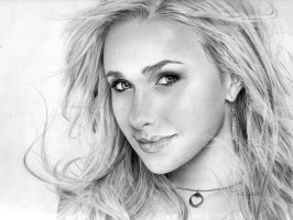 Hayden Panettiere by R-becca