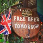Free Beer Tomorrow by piratesofbrooklyn