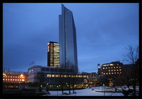 Oslo plaza... by Windsfantasy