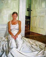 Gayle_With_Sheet by HeatherHorton