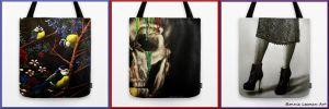 Society6 Tote bags by Bonniemarie