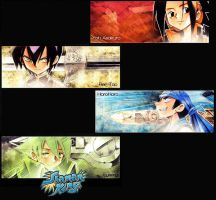 Shaman King Wallpaper by DT000
