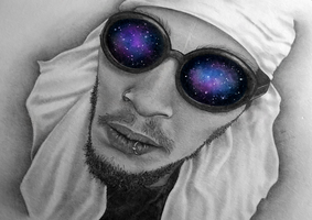 Del The Funky Homosapien by youwillfade