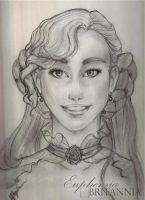 Princess Euphemia li Britannia by AquariusMj212