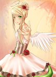 Rose Angel by Reverrii