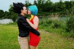 My lovely Bulma by LadyBad