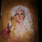 Mother Of Dragons by KitDesertOfFate27