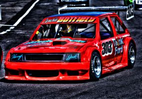 Gavin Botfield 2 Litre Hot Rod #303 @ Aldershot by Petrol-Head-Images