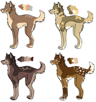 Cash AND Point Adoptables 1 - GONE by Railguns