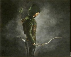 The Arrow by Alcyone07