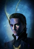 Loki - What Am I? by riotfaerie