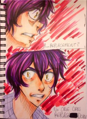 Yandere much? by BreiGrace